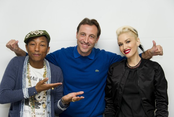 HerveGwen Stefani and Pharell Williams_0